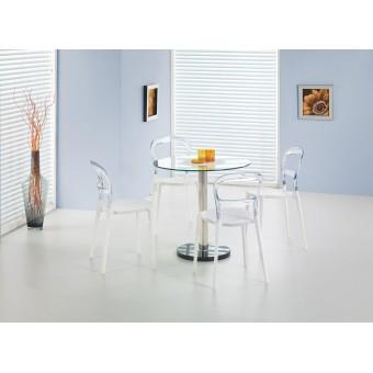 Cyryl étkező asztal  Fém vázas étkező asztalok