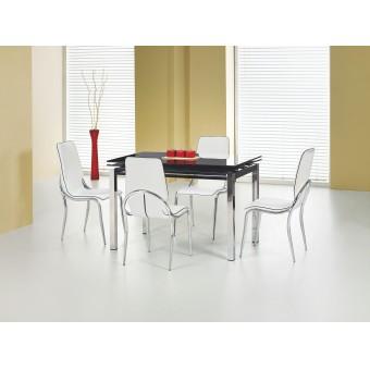 Leyton étkező asztal  Fém vázas étkező asztalok