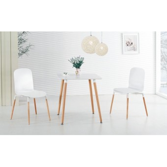 Socrates étkező asztal, kocka  Design étkező asztal