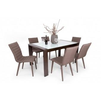 Anton 6 személyes étkező, Piero asztallal  6 személyes étkező garnitúrák