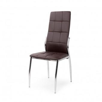 Boris étkezőszék  Fém vázas étkező székek
