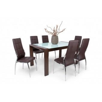 Boris 6 személyes étkező, Piero asztallal  6 személyes étkező garnitúrák Heti akció