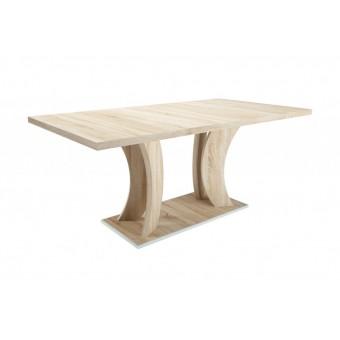 Bella étkezőasztal, 170-es  Fa vázas és bútorlap asztalok