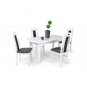 Piano 4 személyes étkező, Dante 140-es asztallal  4 személyes étkező garnitúrák