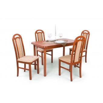 Piano 4 személyes étkező, Piano 120-as asztallal  4 személyes étkező garnitúrák