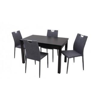 Szofi 4 személyes étkező, Berta 120-as asztallal  4 személyes étkező garnitúrák