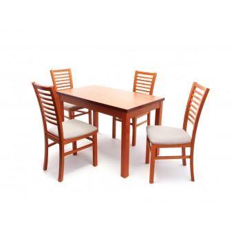 Dávid étkező garnitúra, 4 személyes  4 személyes étkező garnitúrák