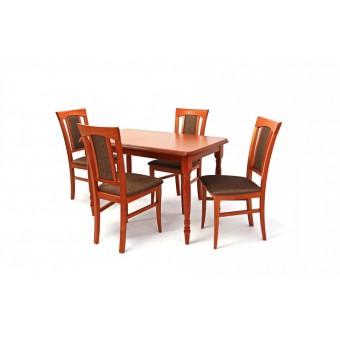 Enikő 4 személyes étkező, Wénusz asztallal  4 személyes étkező garnitúrák