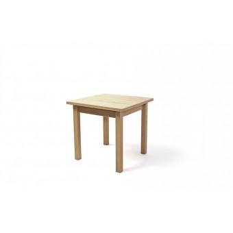 Mokka kis asztal  Fa vázas és bútorlap asztalok