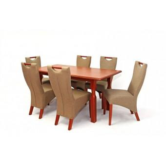 Tália 6 személyes étkező, Raffaello asztallal  6 személyes étkező garnitúrák