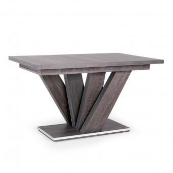 Dorka étkezőasztal, 130-as  Fa vázas és bútorlap asztalok