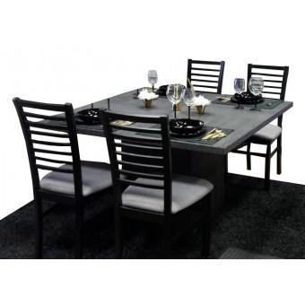 Bianka 4 személyes étkező, Amadeusz asztallal  4 személyes étkező garnitúrák