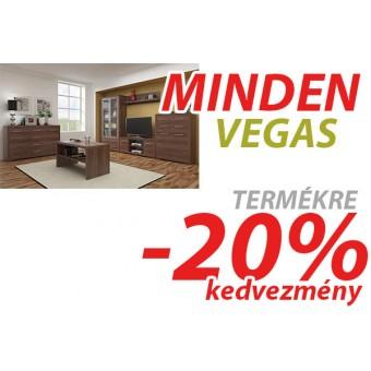 AKCIÓ!!! Vegas termékcsalád -20%