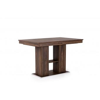 Corfu 120-as étkezőasztal  Fa vázas és bútorlap asztalok