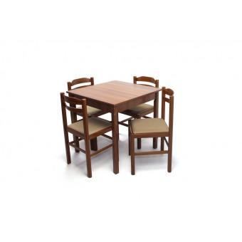 Pizza étkező, Olivér asztallal  4 személyes étkező garnitúrák