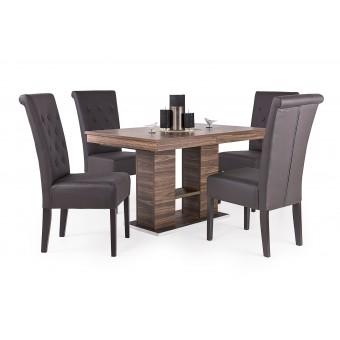 Royal 4 személyes étkező, Corfu kis asztallal  4 személyes étkező garnitúrák