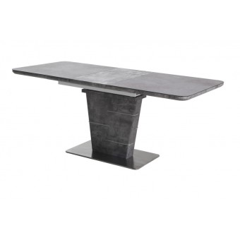Spark asztal 140-es  Fa vázas és bútorlap asztalok Havi akció Design étkező asztal