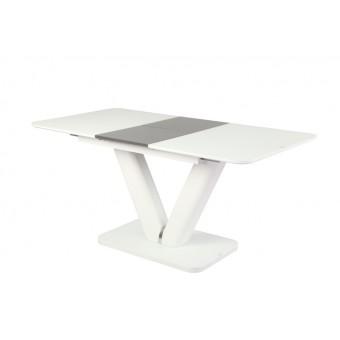 Hektor asztal 120-as  Fa vázas és bútorlap asztalok Design étkező asztal
