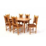 Wénusz étkező garnitúra, 6 személyes  6 személyes étkező garnitúrák