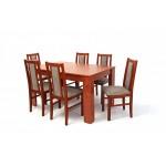 Félix étkező garnitúra, 6 személyes  6 személyes étkező garnitúrák