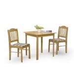 Colin étkező asztal  Fa vázas és bútorlap asztalok