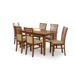 Marcel étkező asztal  Fa étkező asztalok