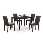 Trenton étkező asztal  Fa étkező asztalok