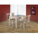 Maurycy étkező asztal  Fa vázas és bútorlap asztalok