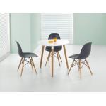 Socrates étkező asztal, kőr  Design étkező asztal