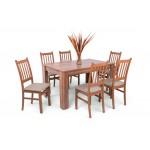 Delta 6 személyes étkező, Félix asztallal  6 személyes étkező garnitúrák