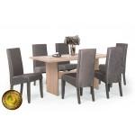 Berta Exclusive étkező, Amigo asztalla  6 személyes étkező garnitúrák