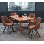 Domino étkező, Piano asztallal  4 személyes étkező garnitúrák