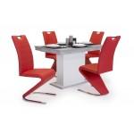 Lord 4 személyes étkező, Flóra kis asztallal  4 személyes étkező garnitúrák