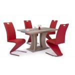 Lord 4 személyes étkező, Bella 130-es asztallal  4 személyes étkező garnitúrák
